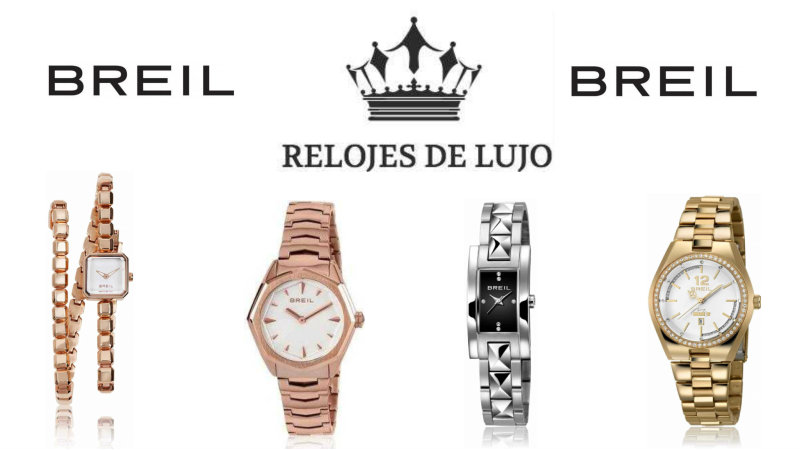 relojes breil