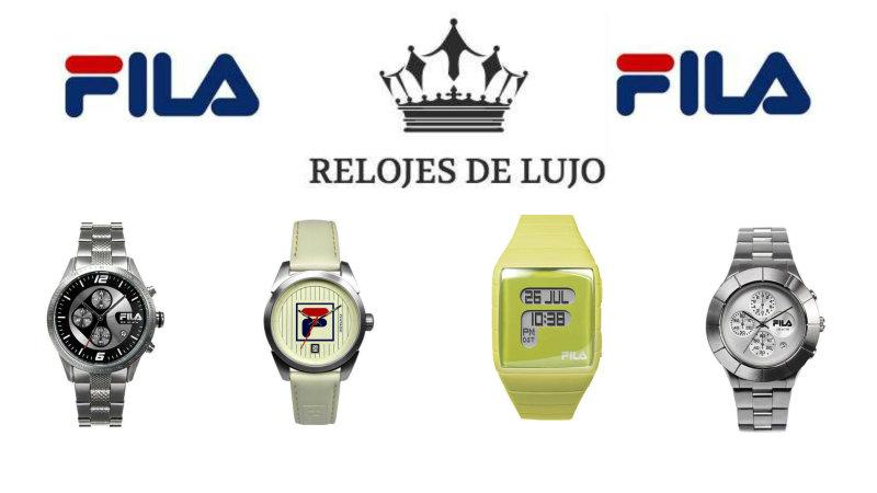 Relojes Fila