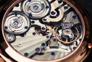 Piezas reloj mecanico