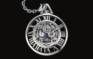 reloj bolsillo cartier