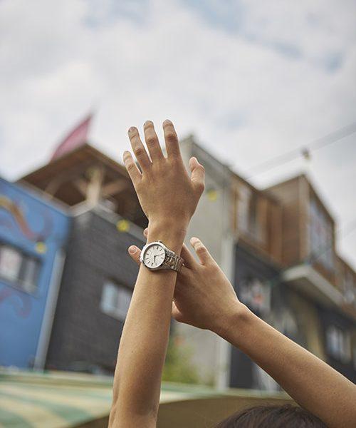 Tipos de relojes de pulsera
