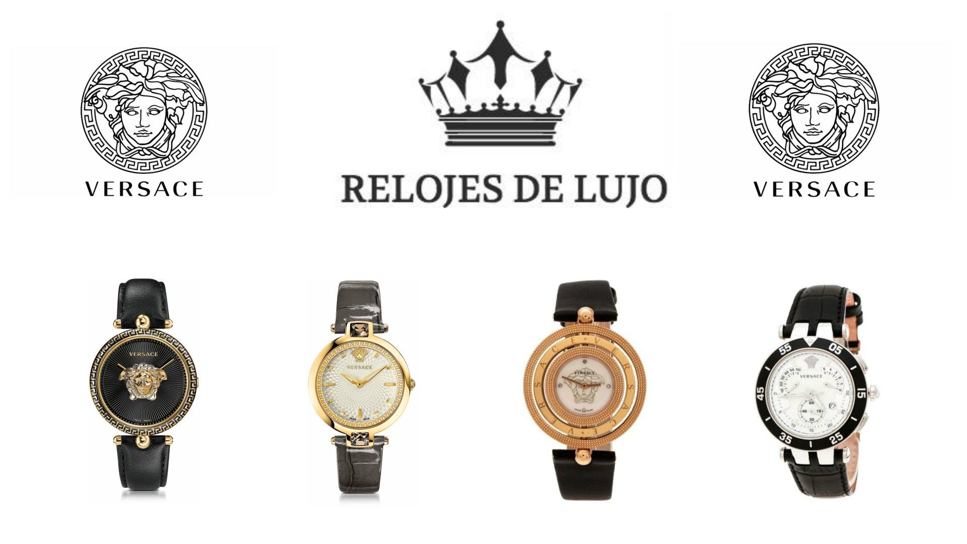 relojes versace